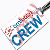 bmibaby Crew Tag